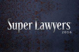 Super Lawyers 2016
