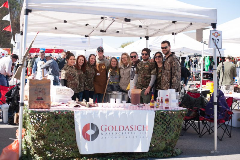 Goldasich & Associates proud sponsor of Exceptional Foundation's 13th Annual Chili Cookoff
