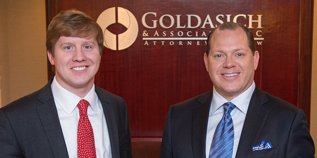 Goldasich attorneys recognized as Top 100 Attorneys in the United States