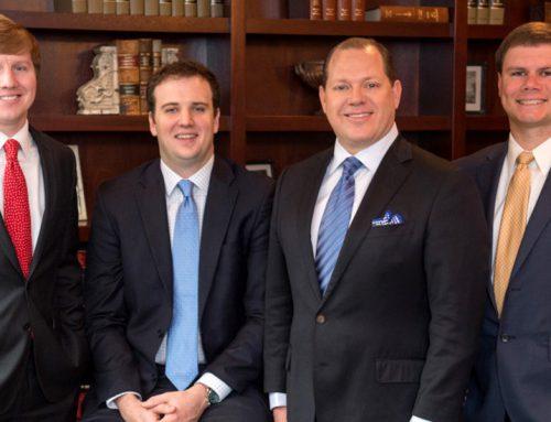 Goldasich Vick and Fulk voted Top Attorneys by Birmingham Magazine